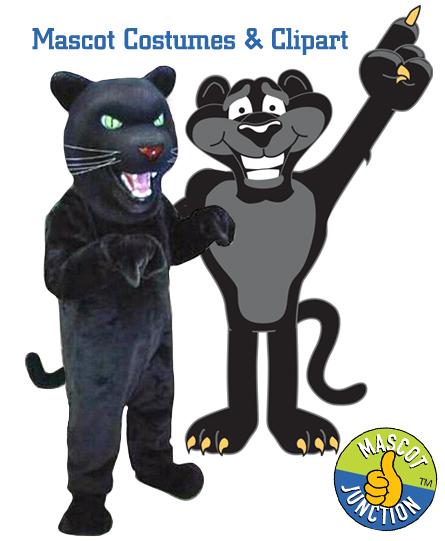 Jaguar Costume Clip Art