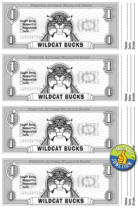 Gotcha Rewards Dollar Bill