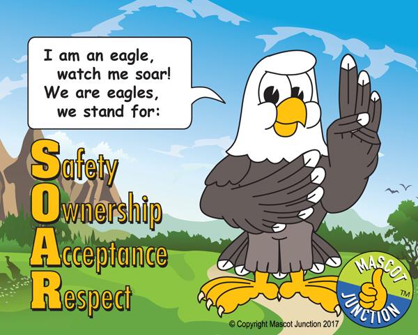 SOAR Poster Pledge PBIS