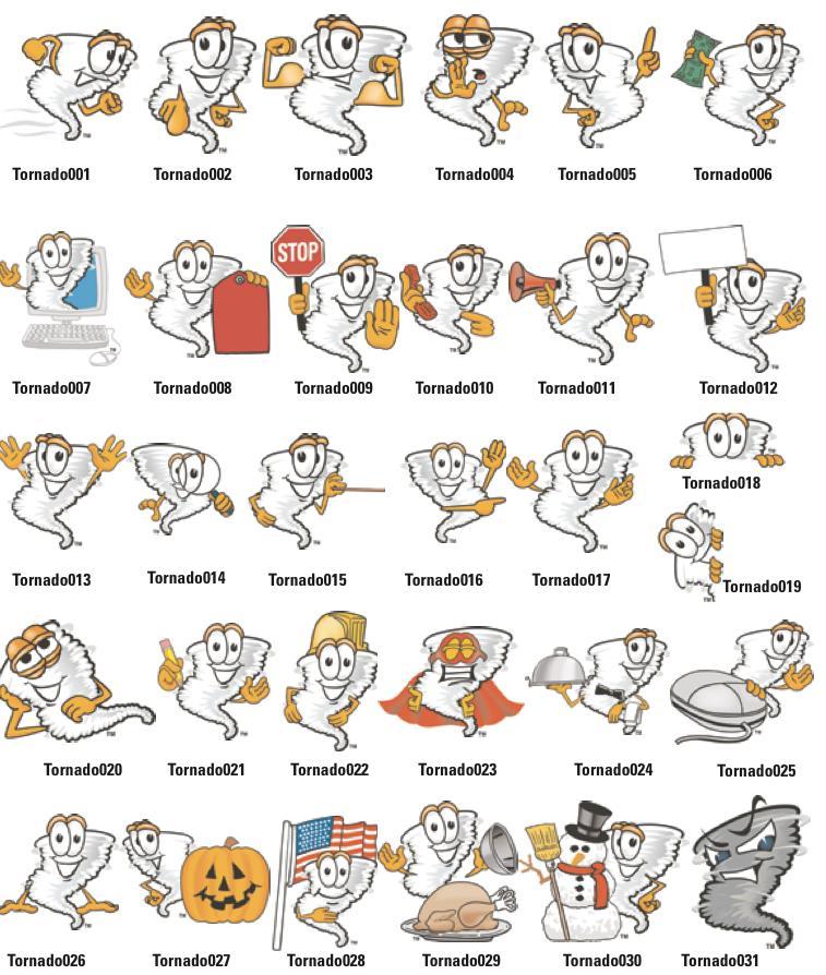 White-Tornado-Mascot-Clipart