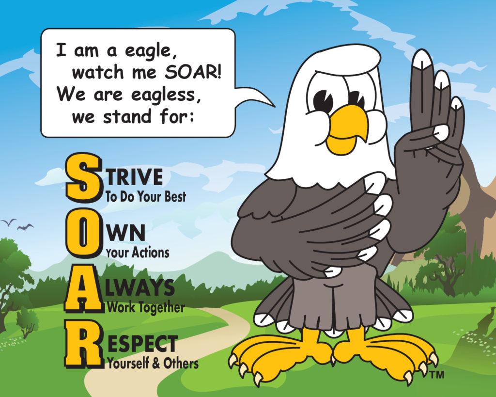 SOAR Pledge Poster PBIS