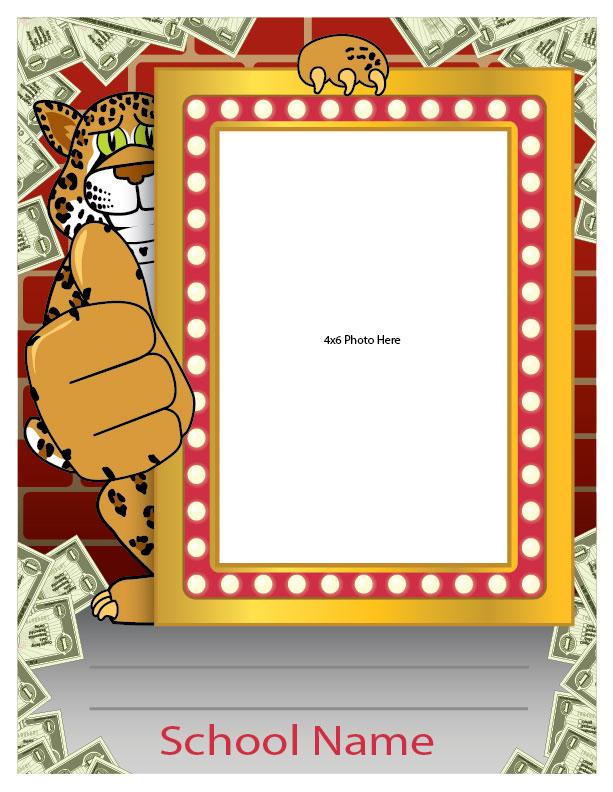 Student Award Poster Cheetah