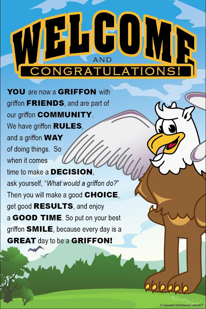 welcomepostergriffon