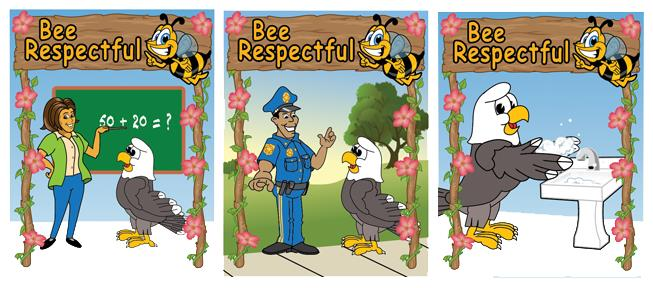 Be Respectful Posters