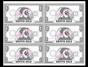 Griffin Bucks Reward