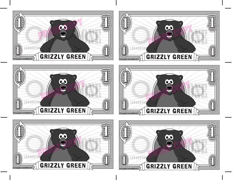 Grizzly Money Rewards