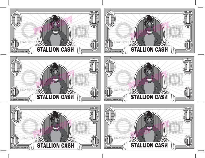Stallion Cash Rewards
