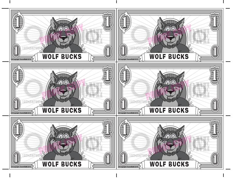 Wolf Bucks Rewards