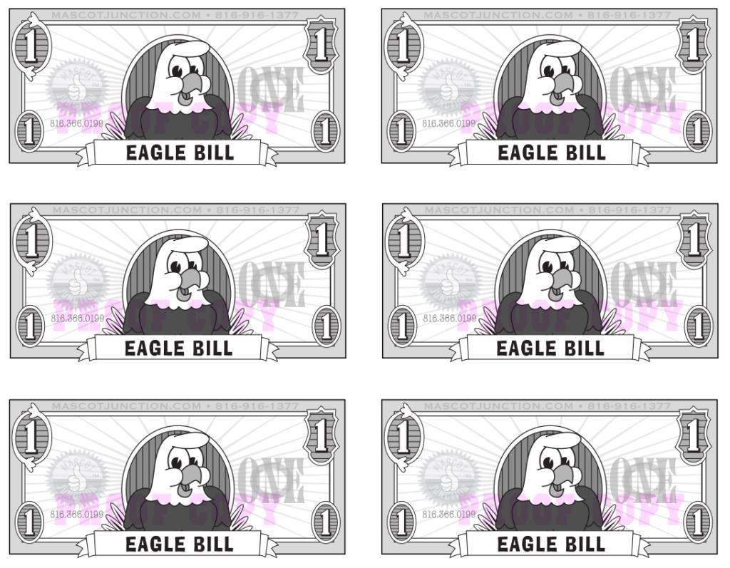 Eagle Bill Reward