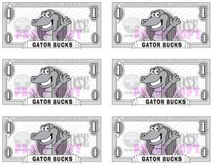 Gator Gotcha Reward