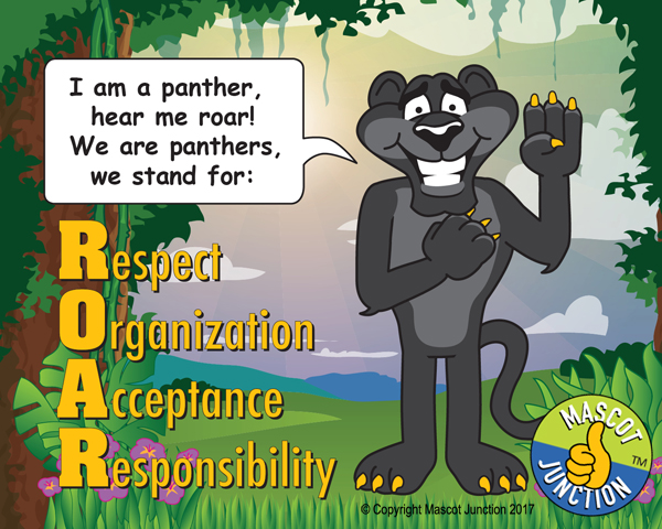 Panther Pledge