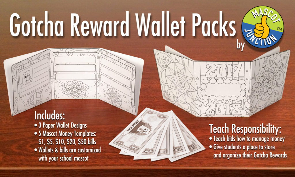 Gotcha Reward Wallet PBI