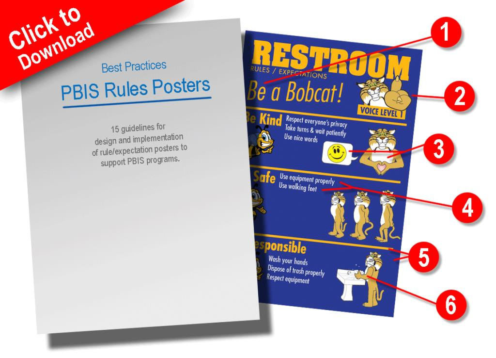 Rules Poster Guidelines