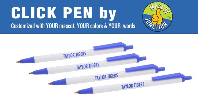 Pens, Multiple Color Options, Print 1 Color