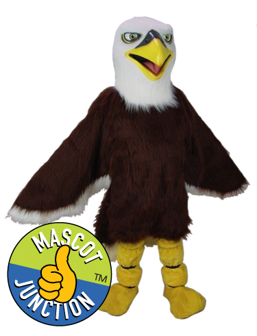 Eagle mascot mascot junction kid friendly mascots eagle mascot costume solutioingenieria Image collections