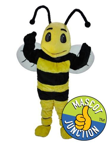 Friendly Bee Hornet Mascot Costumes