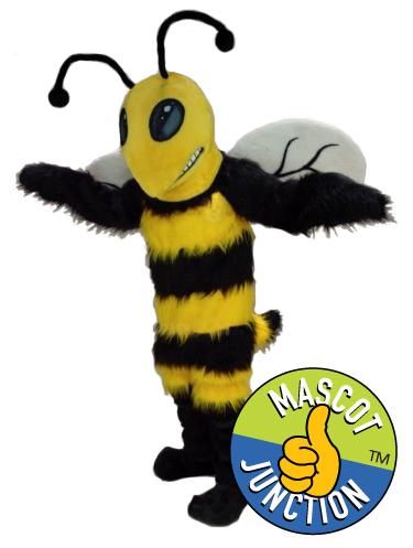 Bee Hornet Mascot Costume