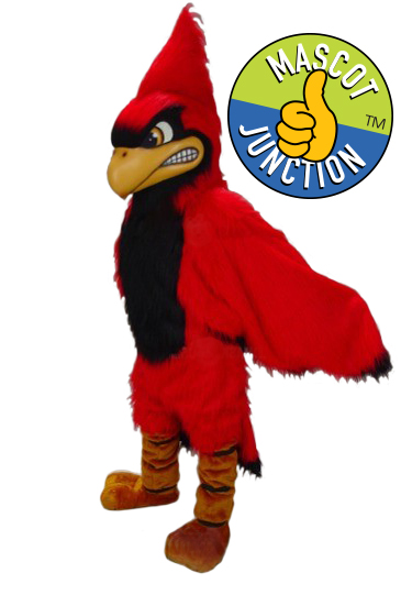 Cardinal Mascot Mascot Junction Kid Friendly Mascots