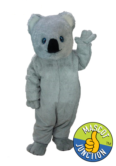Friendly Koala Mascot Costume