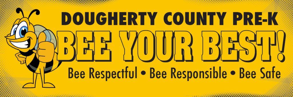 Bee Respectful Bee Responsible Bee Safe Banner