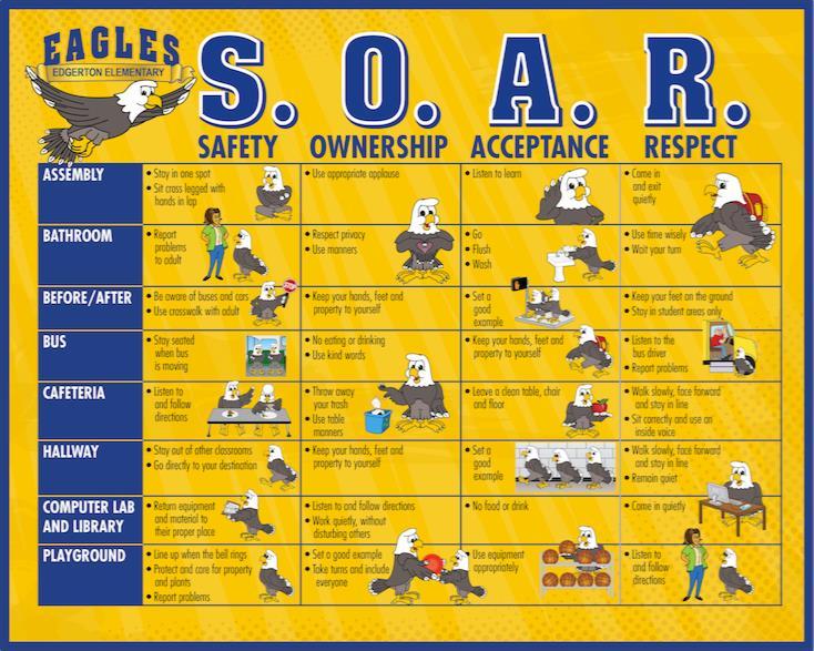 SOAR Matrix Poster Eagle