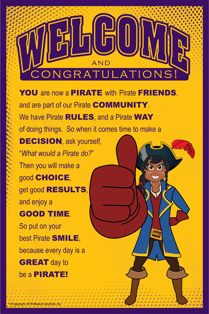 PBIS Welcome Poster