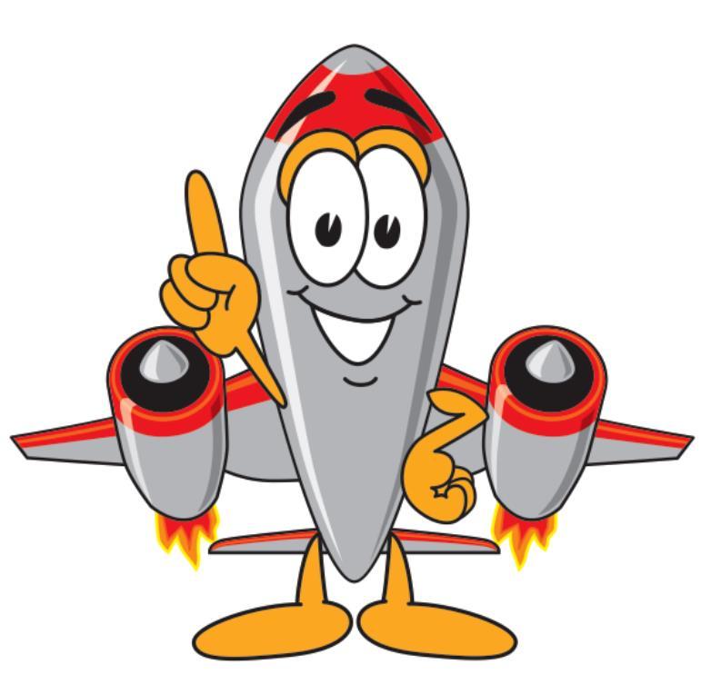 Jet Mascot style 2
