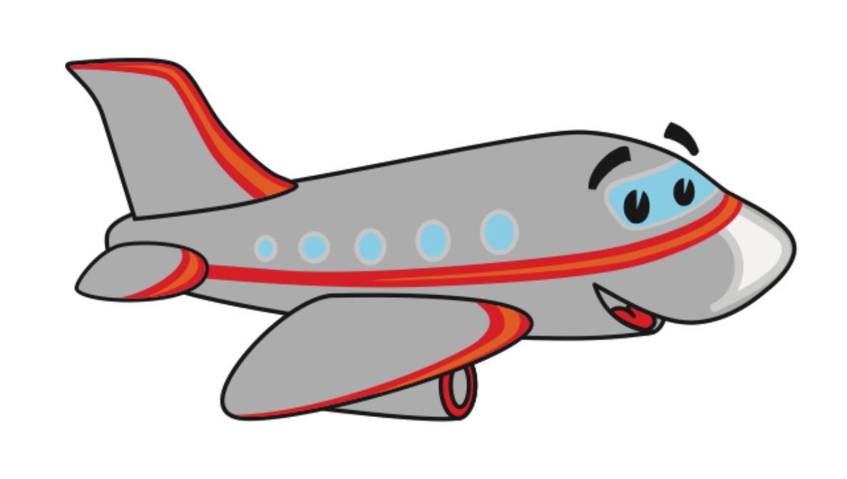 Jet Mascot 1