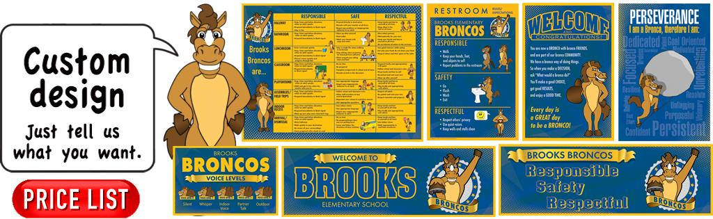 PBIS_Posters_Bronco_Mascot_Clip_Art