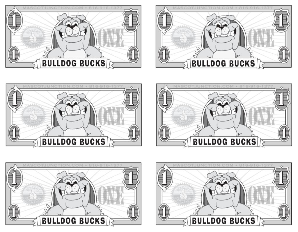 Bulldog Bucks Gotcha Rewards