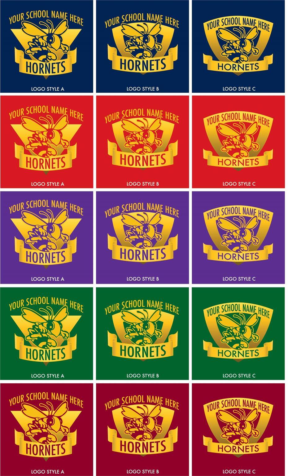 Hornet Logo Mascot