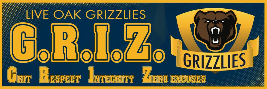 Grizzly Banner PBIS