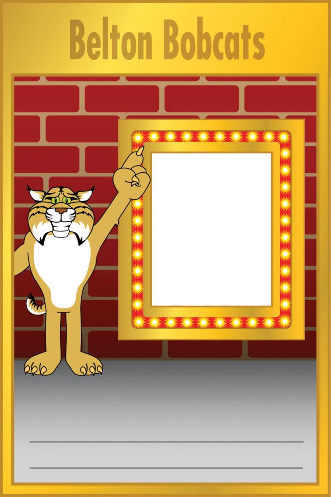 Bobcat Mascot Student Award