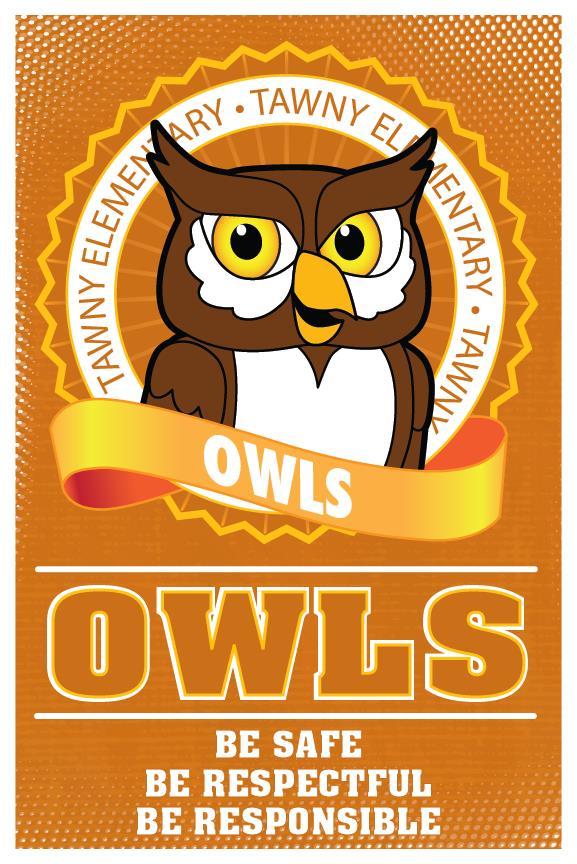 PBIS Owl Poster