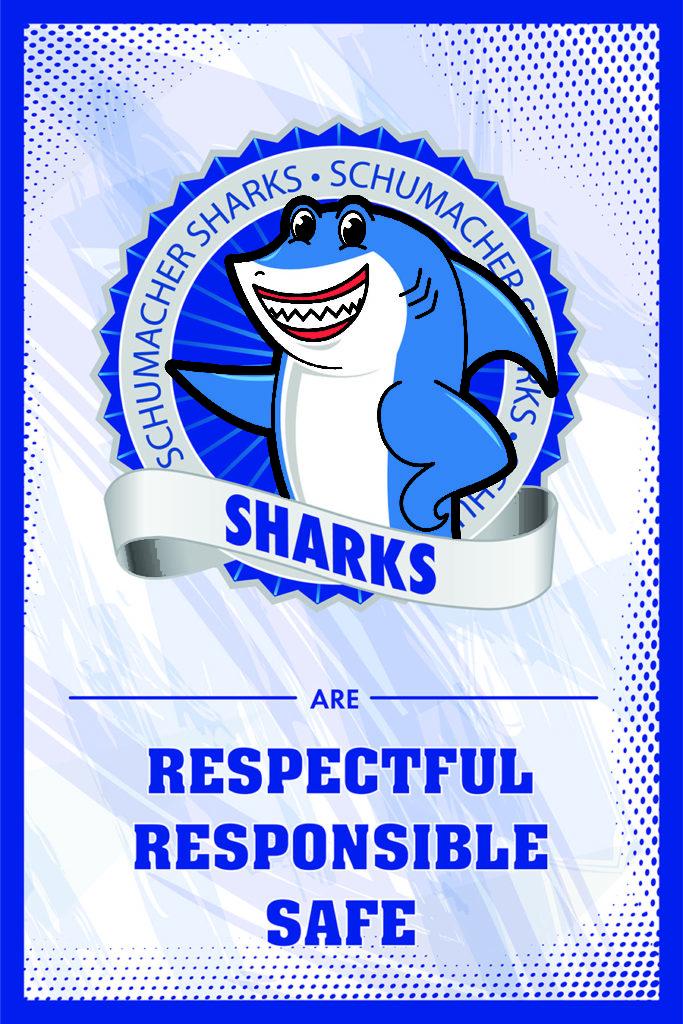 PBIS Theme Poster Shark