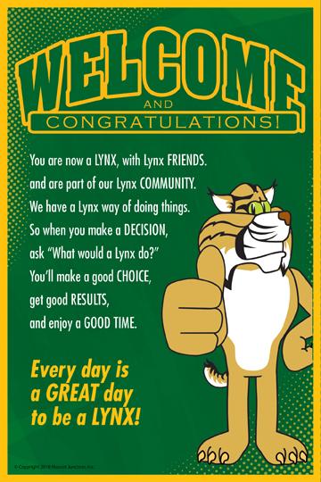 PBIS_Welcome_Poster_Wildcat
