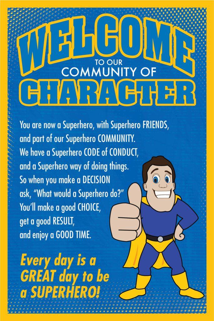 PBIS Hero Poster