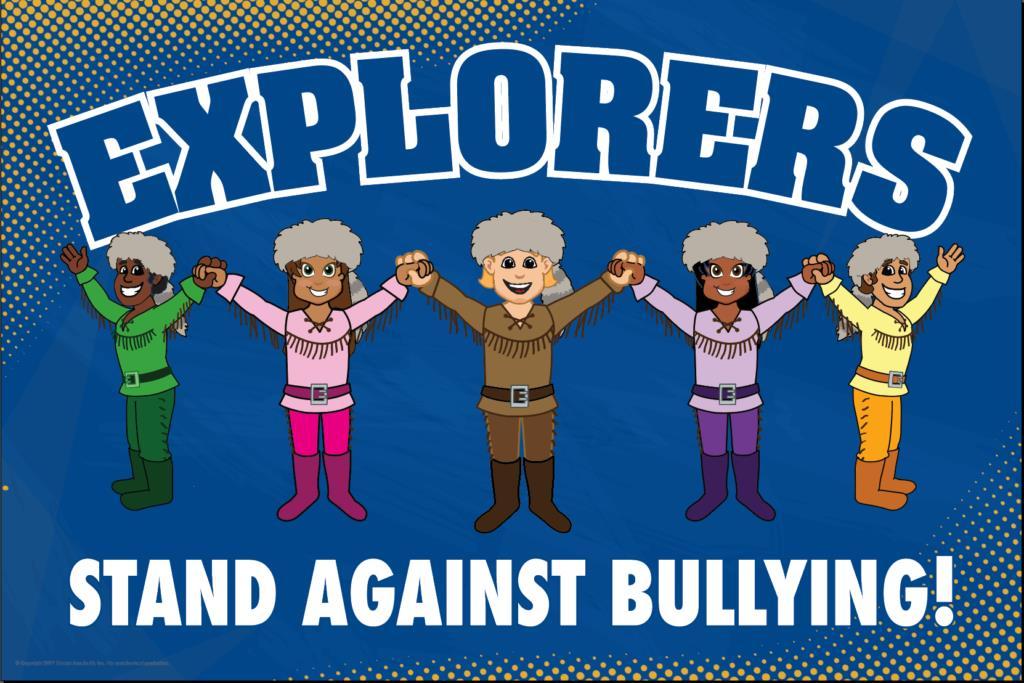 Anti Bullying Poster Explorers