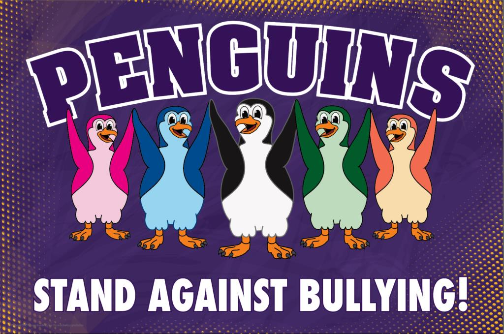 Anti Bullying Poster Penguins
