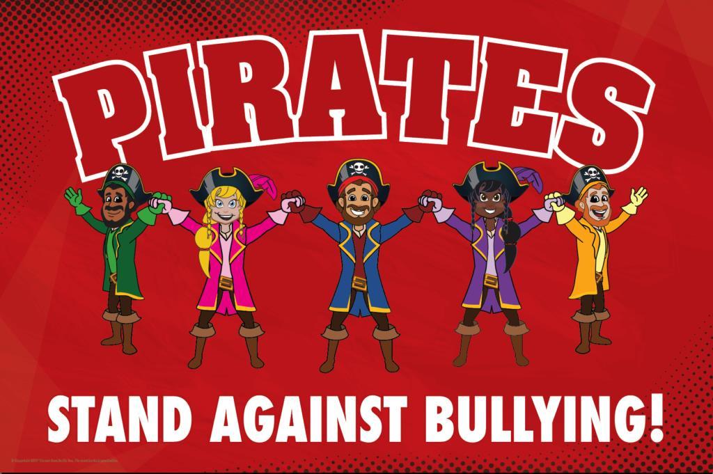Anti Bullying Poster Pirates