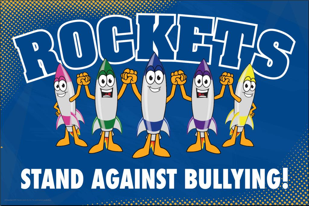 Anti Bullying Poster Rockets