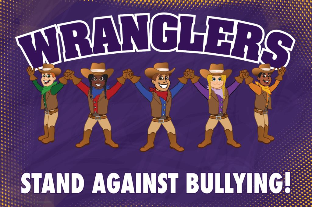 Anti Bullying Poster Wranglers
