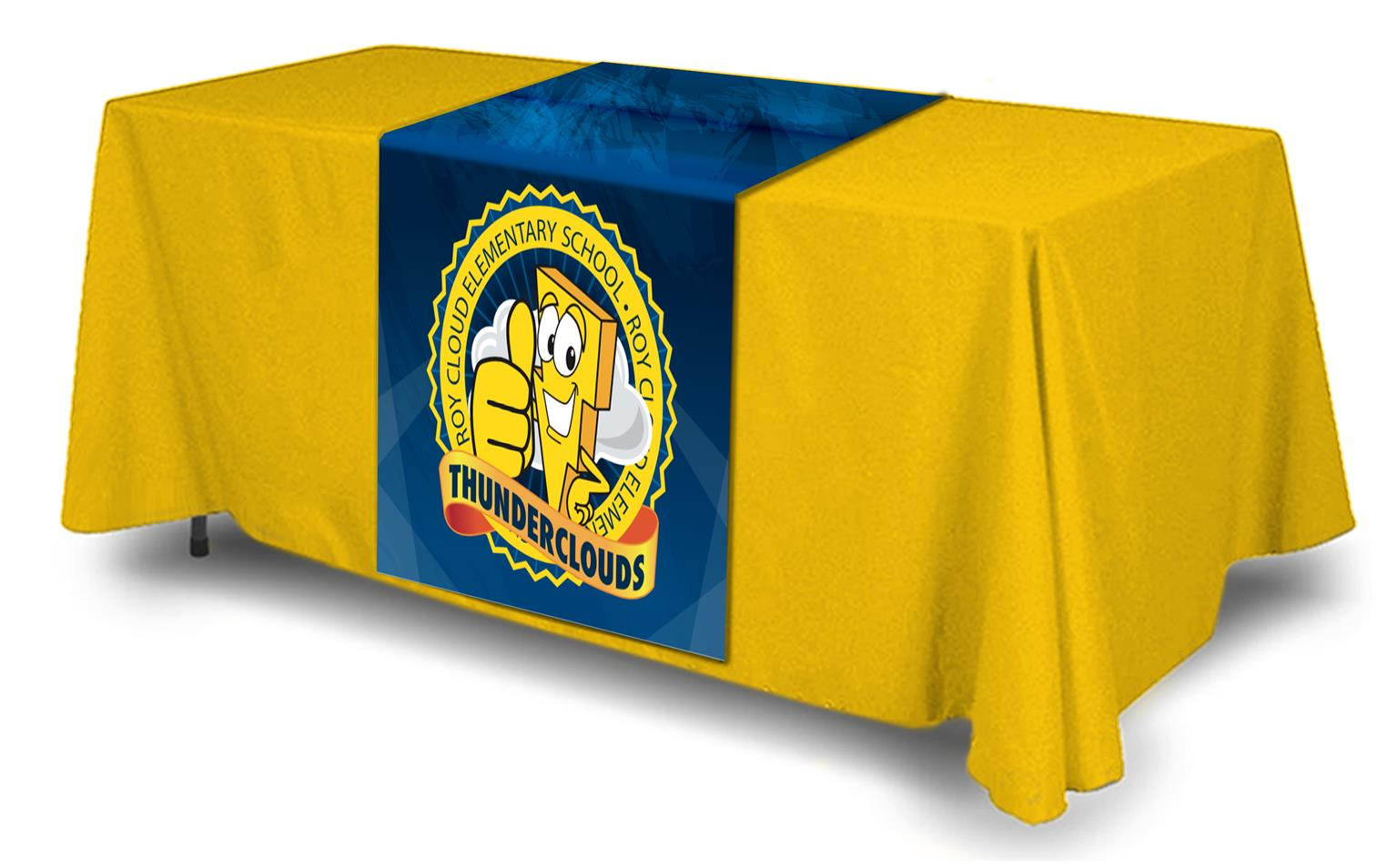 Table Runner Storm