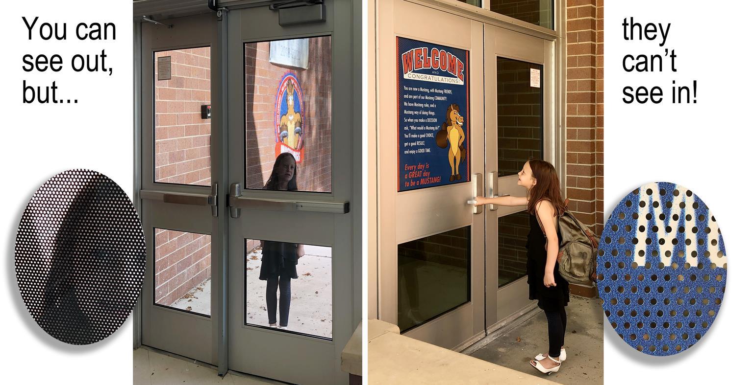 Window Perfs Security School