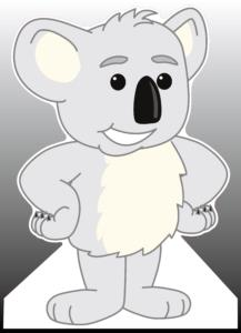 Koala Standee