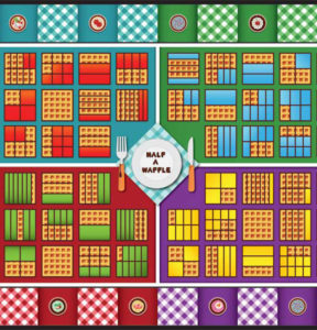 fraction-math-games square