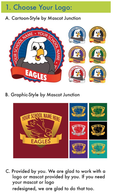 Choose Your Logo