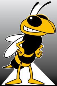 Yellowjacket Standee