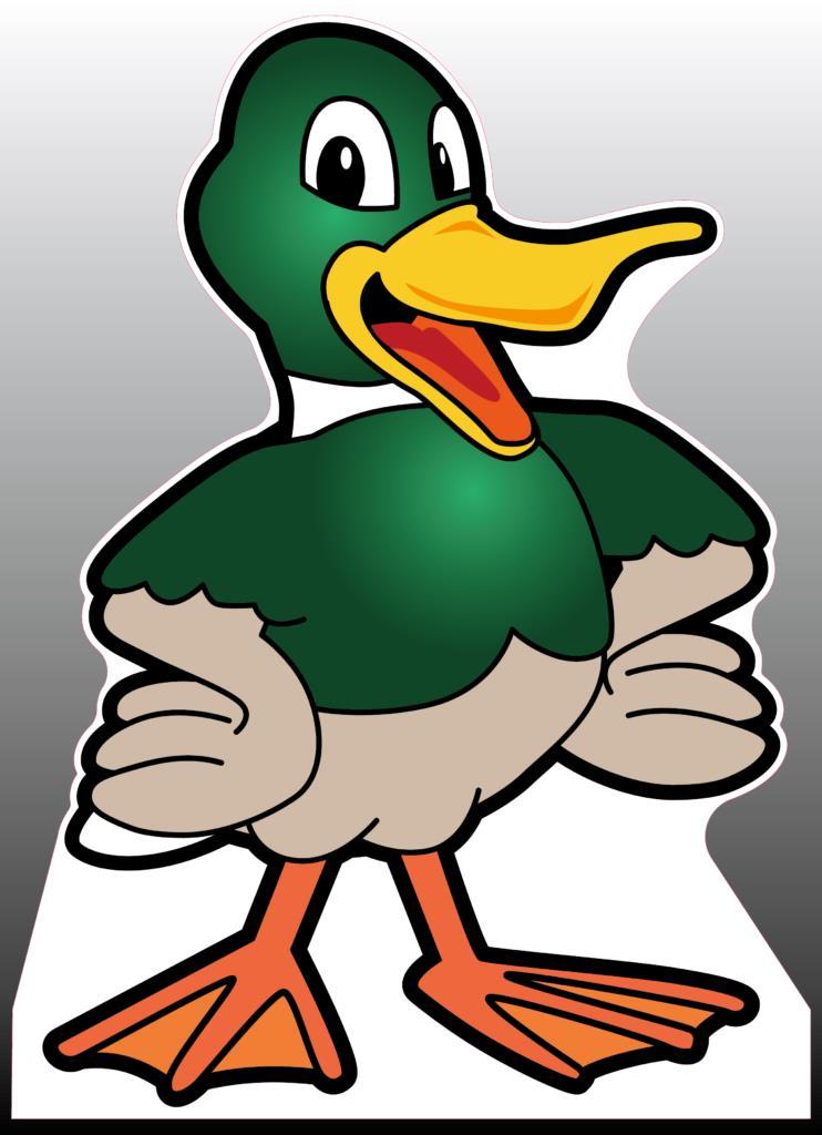 Duck Standee