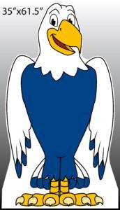 Skyhawk (2) Standee